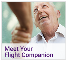 Meet Your Flight Companion