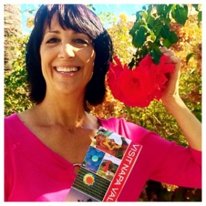TLC Personal Flight Companion and Owner, Kimberly Henkaline